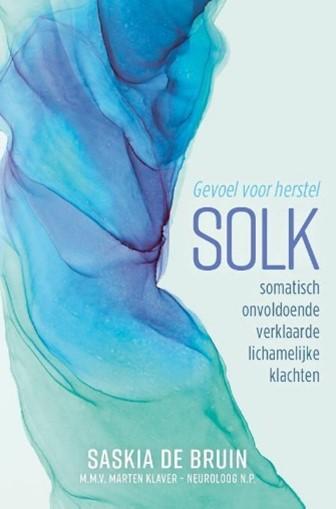 boekcover SOLK Saskia de Bruin